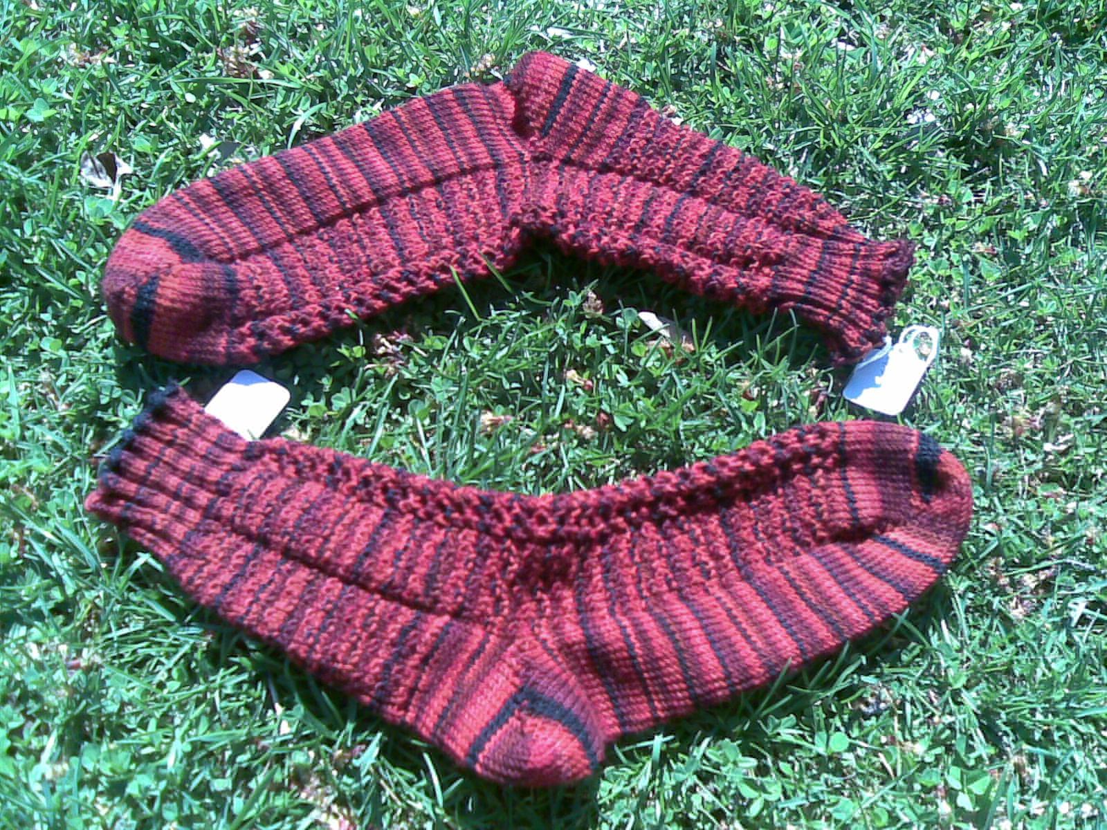 Whichaway socks 1